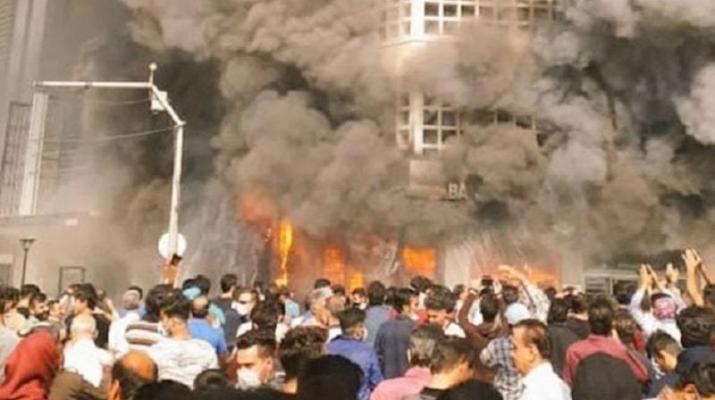 ifmat - Iran media warns of protests over crises
