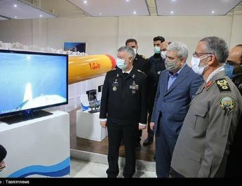 ifmat - Iran produces a copy of the American Hellfire missile