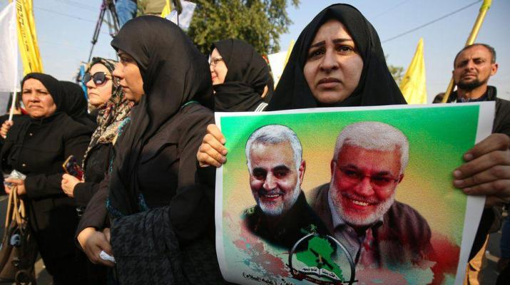 ifmat - Iran thinks Soleimani is more important in death than he was in life