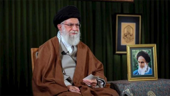 ifmat - Khamenei warns regime in danger of overthrow