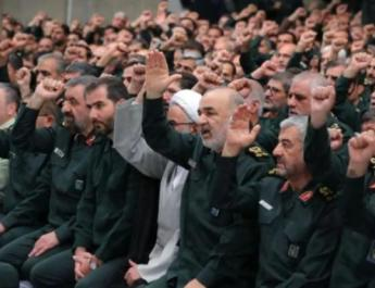ifmat - The Revolutionary Guards outsize share of Iran next budget