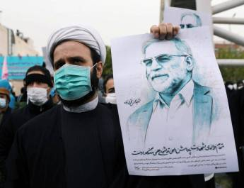 ifmat - The death of nuclear scientist Fakhrizadeh wont stop Iran from going nuclear