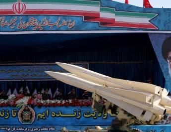 ifmat - With arms embargo lifted Iran races to update its arsenal
