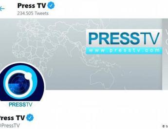 ifmat - Facebook deletes Press TV page