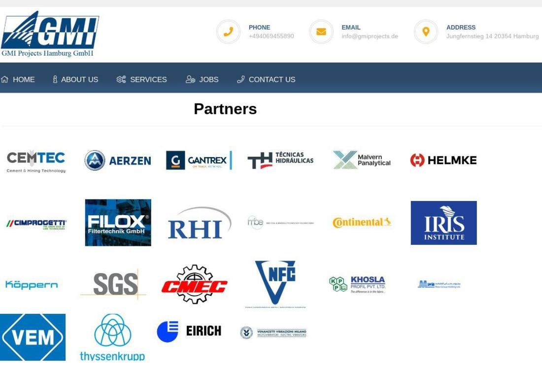 ifmat - GMI Projects Hamburg Partners