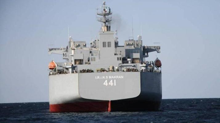 ifmat - Iran Navy to receive new warships