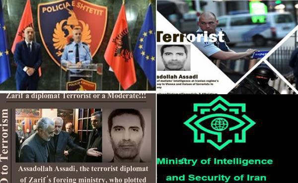 ifmat - Iran Regime terrorism using diplomatic covers