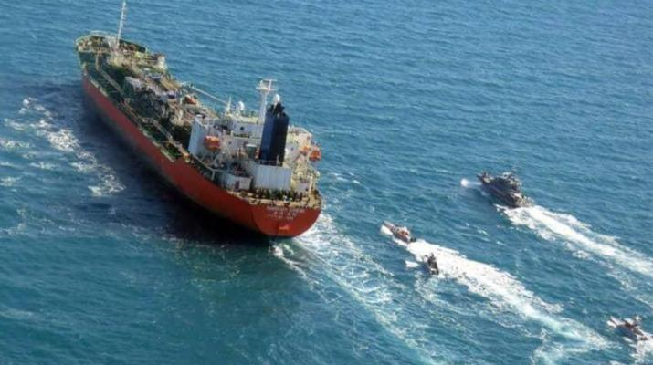 ifmat - Iran blackmail campaign increases with ship seizure and uranium enrichment