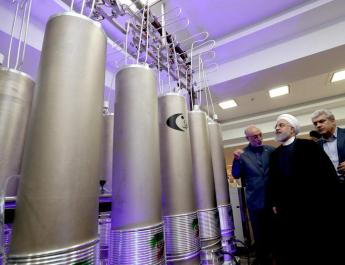 ifmat - Iran lifts last remaining restriction on nuclear program