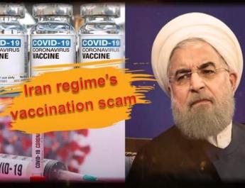 ifmat - Iran regime vaccination scam