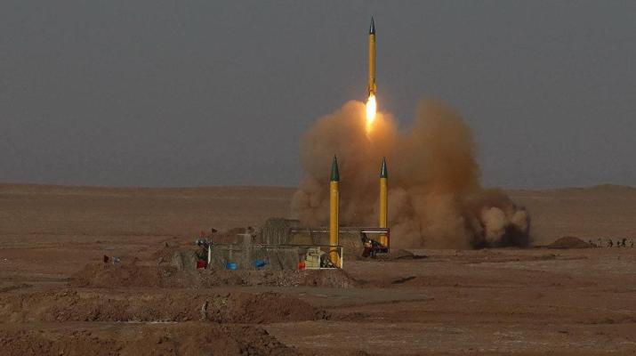 ifmat - Iran releases rare footage of IRGC attack on US forces in Iraq - video