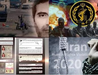ifmat - Terrorism and Human Rights in the Final Phase of the Iranian Regime