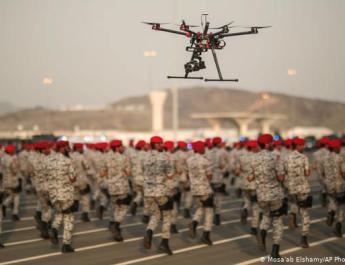 ifmat - Drones from Iranian-backed groups continue to threaten Saudi Arabia
