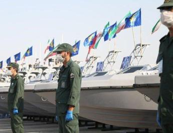 ifmat - IRGC navy takes delivery of over 300 speedboats to patrol south