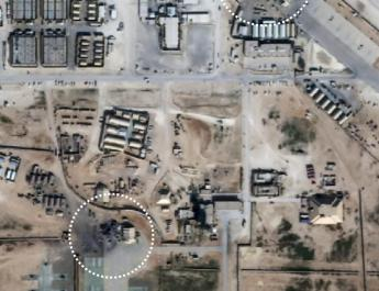 ifmat - Intelligence report says Iran amassing capabilities to attack US Allies in East Syria