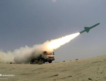 ifmat - Iran army tests smart missile with 300 km range