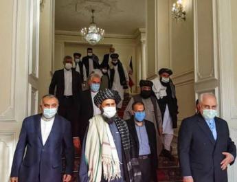 ifmat - Iran defends hosting Taliban delegation despite decades-old attacks in Afghanistan