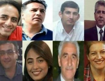ifmat - Iran sentences 8 Bahais to 14 years of prison in southern city