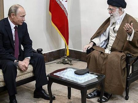 ifmat - Russia refuses to play Irans political games
