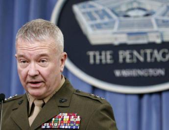 ifmat - US Gen McKenzie in Oman warns Iran to behave soberly