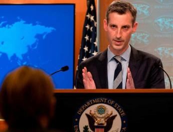 ifmat - US State Dept spokesman calls Iranian leaders comment a threat