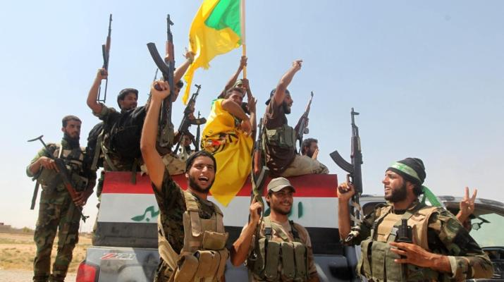 ifmat - A growing challenge for Iraq - Iran-aligned Shiite militias