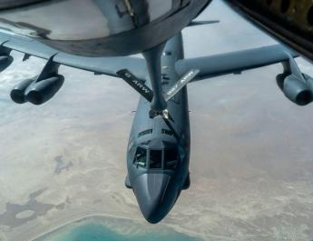 ifmat - Biden sends B-52 heavy bomber over Persian Gulf in signal to Iran