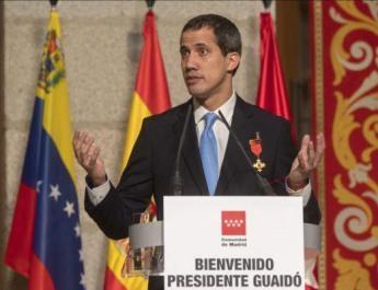 ifmat - Iran smuggling uranium - Venezuela opposition leader warns Israel