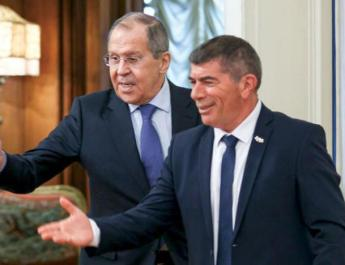 ifmat - Lavrov and Ashkenazi discuss Irans presence in Syria
