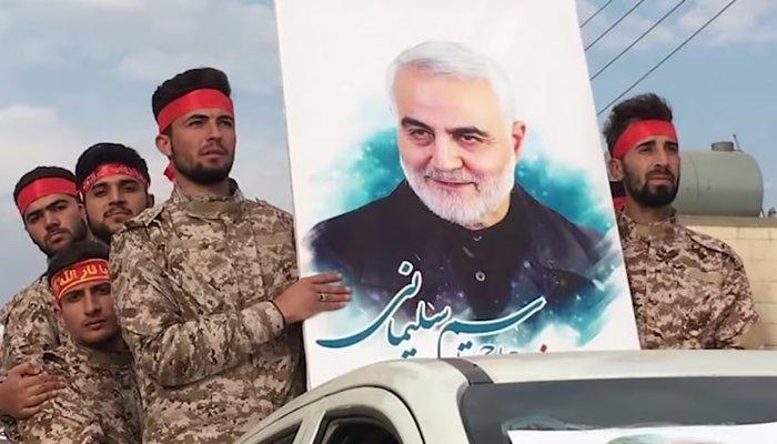 ifmat - Locals report major increase in IRGC militia activity in eastern Syria