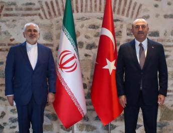 ifmat - Zarif on mission to defuse tensions with Turkey