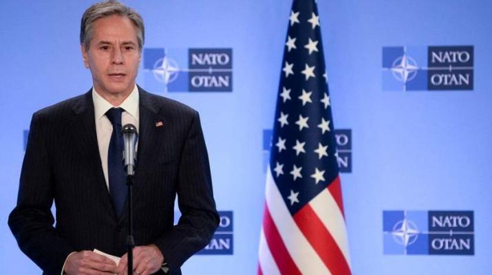 ifmat - Blinken calls Irans uranium enrichment move provocative