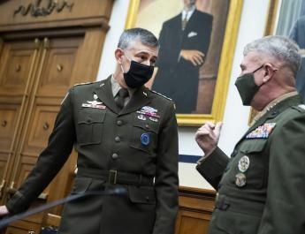 ifmat - CENTCOM commander warns about Iranian drone threat during House hearing