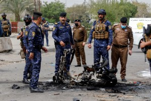 ifmat - Drone attacks on US in Iraq highlight Iran expanding arsenal