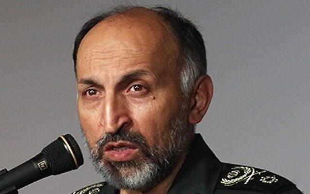 ifmat - Hamas leader extends condolences over death of Iranian commander