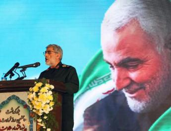 ifmat - Iran IRGC in Iraq for meetings