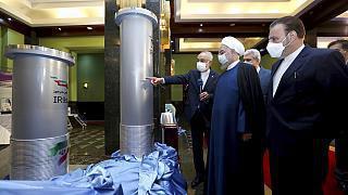 ifmat - Iran starts up advanced enrichment centrifuges