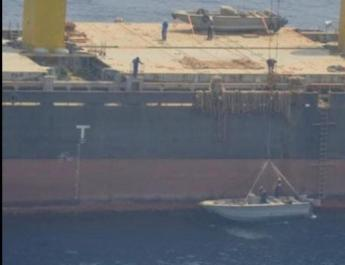 ifmat - Iran state TV acknowledges IRGC-linked ship attacked in Red Sea