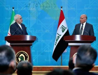 ifmat - Iran top diplomat praises Iraq efforts as regional broker