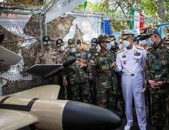 ifmat - Iranian Army unveils turbojet engine and new radar