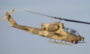 ifmat - Iranian commander claims Iran has the largest helicopter fleet in the Middle East