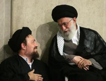 ifmat - Khomeini grandson lashes out at Iran mullahs