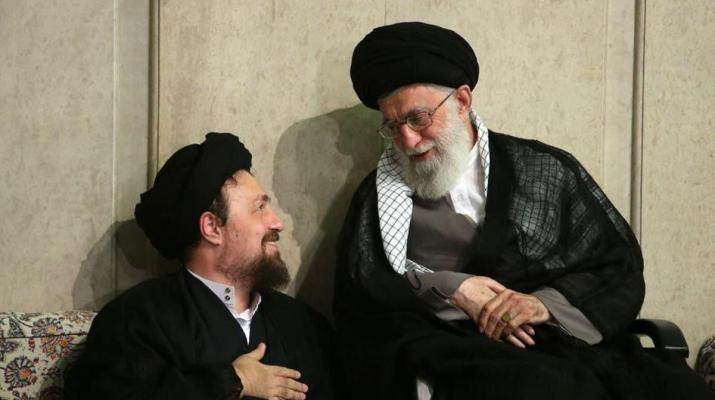 ifmat - Khomeini grandson lashes out at Iran mullahs