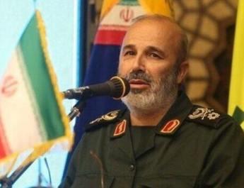 ifmat - New Qods Deputy Commander says Resistance Forces deployed near Israeli Bases