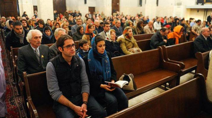 ifmat - One Iranian Christian released 4 More arrested