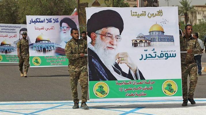 ifmat - Pro-Iran militias in Iraq threaten Israel