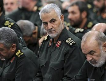 ifmat - Qassim Soleimani forced Tehran to send troops to Syria