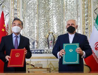ifmat - Regional and international developments further isolate Iran