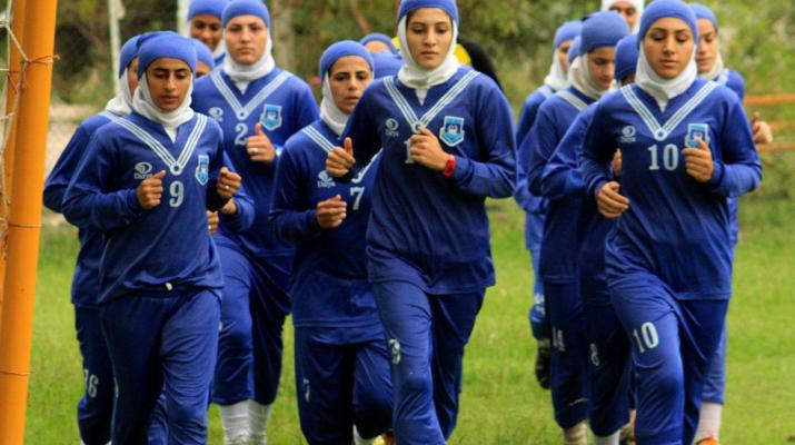 ifmat - The dire situation of Iranian Women sports