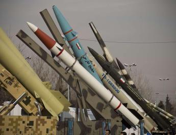 ifmat - The growing danger of Iran missile programs